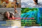 Талассотерапия - лечение морем