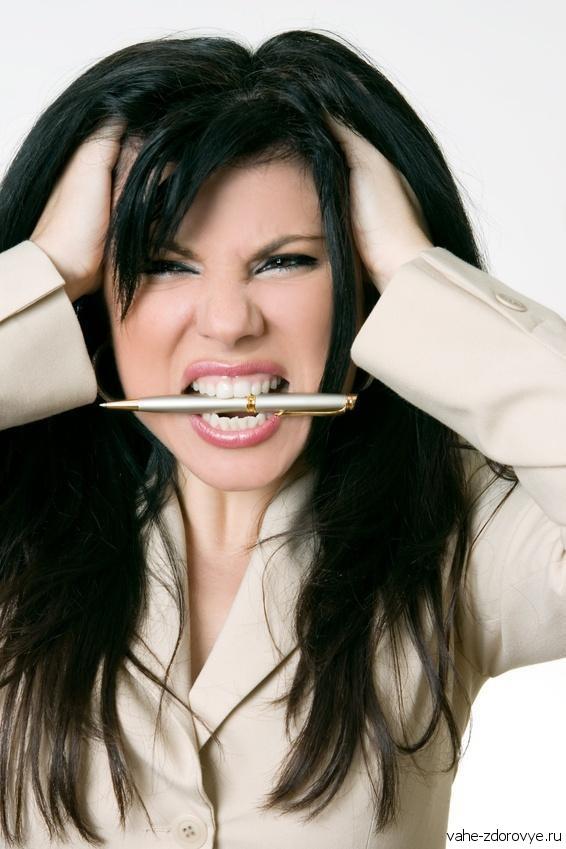 Вред стресса на организм