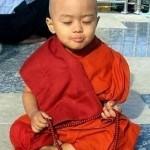 Чтение мантр и медитация