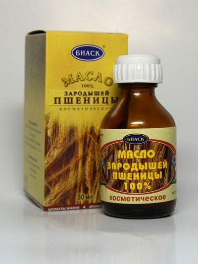 масло зародышей пшеницы применение