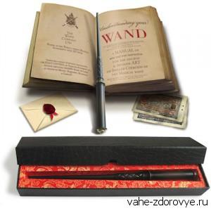 Волшебная палочка или ручка