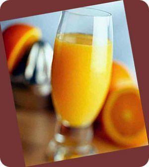 Польза сока мандаринов