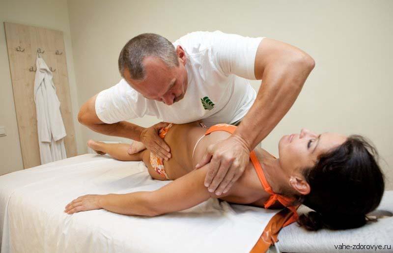 мануальная терапия - нетрадиционная медецина