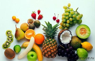 Здоровое питание фундамент здоровья