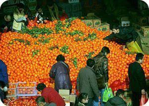 О пользе мандаринов (цитрусов)