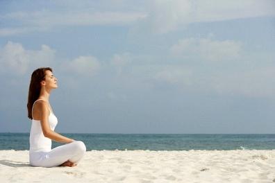 Медитация– это сосредоточение внимания