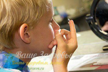 контактные линзы профилактика