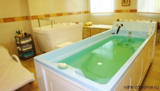 шунгитовые ванны применение